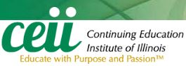 Continuing Education Institute of Illinois Logo
